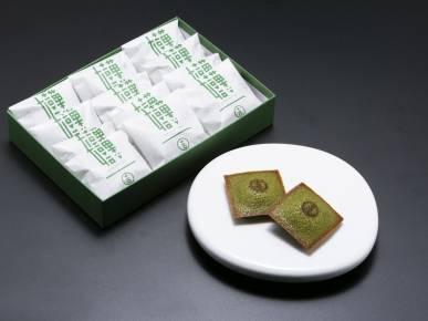 ショップ商品|一番人気!嬉野茶を使ったフィナンシェ(オリジナル焼菓子)。商品名:嬉菓/ウレシカ