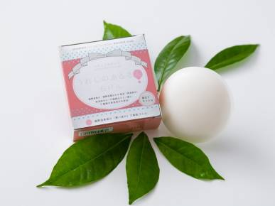 ショップ商品|嬉野温泉成分を配合した「美肌石けん」。コスメシリーズは女性に大人気♪