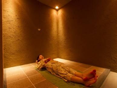 個室岩盤浴