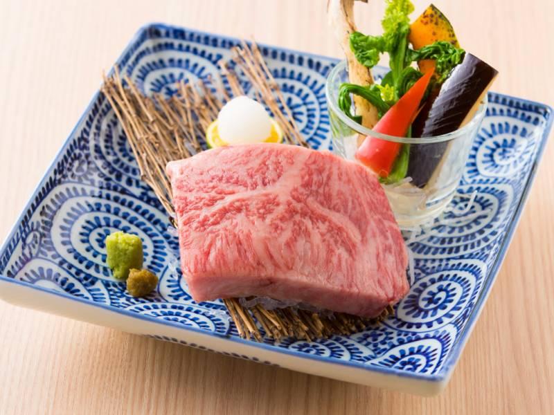 佐賀牛ロースステーキ