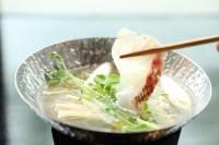 (一例)鍋物:玄海鯛しゃぶ