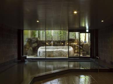 男女別大浴場「熊野湯」