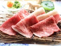【鍋物】嬉野茶しゃぶ・佐賀県産和牛
