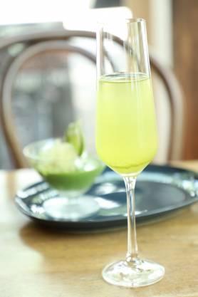 食後茶 ~嬉野緑茶~