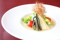 春野菜のサラダ ~スープ仕立て~