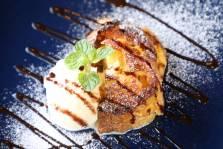 和食屋さんのフレンチトースト
